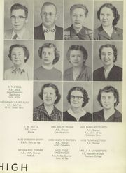 Page 15, 1954 Edition, Rome High School - Roman Yearbook (Rome, GA) online yearbook collection