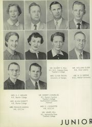 Page 16, 1954 Edition, Rome High School - Roman Yearbook (Rome, GA) online yearbook collection