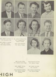 Page 17, 1954 Edition, Rome High School - Roman Yearbook (Rome, GA) online yearbook collection