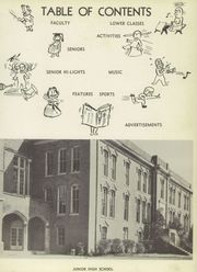 Page 7, 1954 Edition, Rome High School - Roman Yearbook (Rome, GA) online yearbook collection