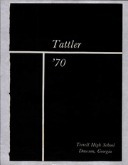 Page 5, 1970 Edition, Terrell High School - Tattler Yearbook (Dawson, GA) online yearbook collection
