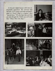 Page 6, 1970 Edition, Terrell High School - Tattler Yearbook (Dawson, GA) online yearbook collection