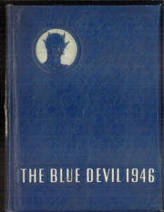 1946 Edition, Bremen High School - Blue Devil Yearbook (Bremen, GA)