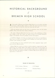 Page 14, 1946 Edition, Bremen High School - Blue Devil Yearbook (Bremen, GA) online yearbook collection