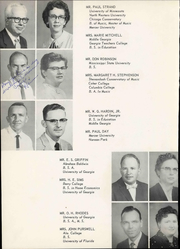 Page 10, 1959 Edition, Turner County High School - Rebel Yearbook (Ashburn, GA) online yearbook collection