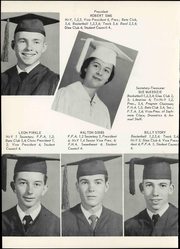 Page 14, 1959 Edition, Turner County High School - Rebel Yearbook (Ashburn, GA) online yearbook collection