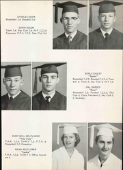 Page 15, 1959 Edition, Turner County High School - Rebel Yearbook (Ashburn, GA) online yearbook collection
