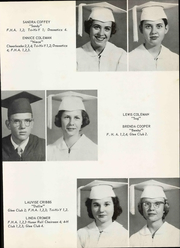 Page 17, 1959 Edition, Turner County High School - Rebel Yearbook (Ashburn, GA) online yearbook collection