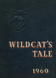 1960 Edition, East Atlanta High School - Wildcats Tale Yearbook (Atlanta, GA)
