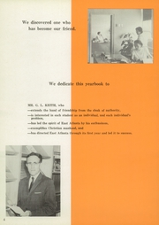 Page 10, 1960 Edition, East Atlanta High School - Wildcats Tale Yearbook (Atlanta, GA) online yearbook collection