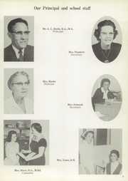 Page 13, 1960 Edition, East Atlanta High School - Wildcats Tale Yearbook (Atlanta, GA) online yearbook collection