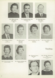 Page 14, 1960 Edition, East Atlanta High School - Wildcats Tale Yearbook (Atlanta, GA) online yearbook collection