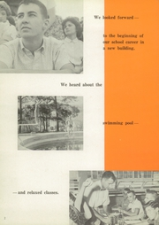 Page 6, 1960 Edition, East Atlanta High School - Wildcats Tale Yearbook (Atlanta, GA) online yearbook collection