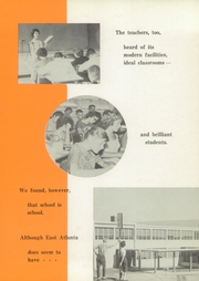 Page 7, 1960 Edition, East Atlanta High School - Wildcats Tale Yearbook (Atlanta, GA) online yearbook collection
