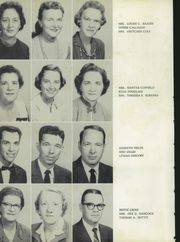 Page 8, 1959 Edition, Sandy Springs High School - Yearbook (Sandy Springs, GA) online yearbook collection