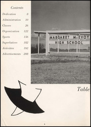Page 10, 1960 Edition, McEvoy High School - Ramscott Yearbook (Macon, GA) online yearbook collection