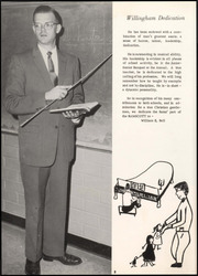 Page 12, 1960 Edition, McEvoy High School - Ramscott Yearbook (Macon, GA) online yearbook collection