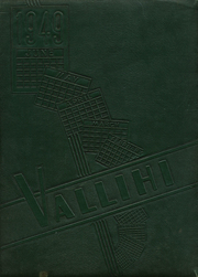 1949 Edition, Fort Valley High School - Vallihi Yearbook (Fort Valley, GA)