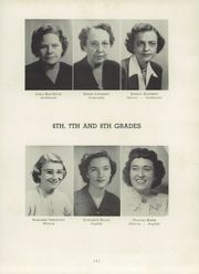 Page 17, 1952 Edition, Fort Valley High School - Vallihi Yearbook (Fort Valley, GA) online yearbook collection