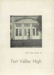 Page 7, 1952 Edition, Fort Valley High School - Vallihi Yearbook (Fort Valley, GA) online yearbook collection