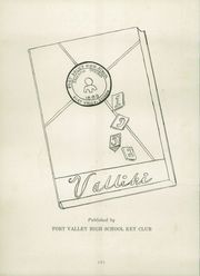 Page 8, 1952 Edition, Fort Valley High School - Vallihi Yearbook (Fort Valley, GA) online yearbook collection
