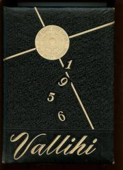 1956 Edition, Fort Valley High School - Vallihi Yearbook (Fort Valley, GA)