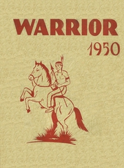 1950 Edition, Lakeview High School - Warrior Yearbook (Lakeview, GA)