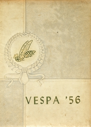 Page 1, 1956 Edition, West Fannin High School - Vespa Yearbook (Blue Ridge, GA) online yearbook collection