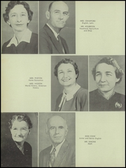 Page 10, 1956 Edition, West Fannin High School - Vespa Yearbook (Blue Ridge, GA) online yearbook collection