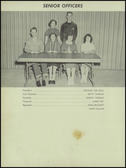 Page 14, 1956 Edition, West Fannin High School - Vespa Yearbook (Blue Ridge, GA) online yearbook collection