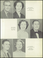 Page 9, 1956 Edition, West Fannin High School - Vespa Yearbook (Blue Ridge, GA) online yearbook collection