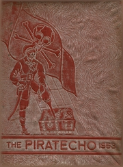 1953 Edition, Douglas High School - Piratecho Yearbook (Douglas, GA)