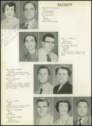 Page 10, 1955 Edition, Douglas High School - Piratecho Yearbook (Douglas, GA) online yearbook collection