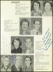 Page 11, 1955 Edition, Douglas High School - Piratecho Yearbook (Douglas, GA) online yearbook collection