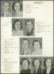 Page 12, 1955 Edition, Douglas High School - Piratecho Yearbook (Douglas, GA) online yearbook collection