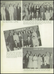 Page 16, 1955 Edition, Douglas High School - Piratecho Yearbook (Douglas, GA) online yearbook collection
