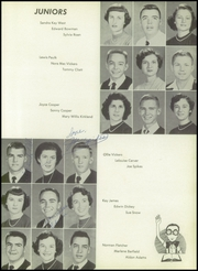 Page 37, 1955 Edition, Douglas High School - Piratecho Yearbook (Douglas, GA) online yearbook collection
