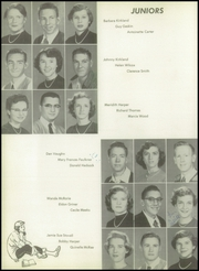 Page 38, 1955 Edition, Douglas High School - Piratecho Yearbook (Douglas, GA) online yearbook collection