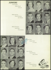 Page 39, 1955 Edition, Douglas High School - Piratecho Yearbook (Douglas, GA) online yearbook collection