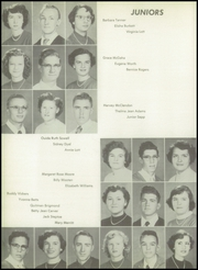 Page 40, 1955 Edition, Douglas High School - Piratecho Yearbook (Douglas, GA) online yearbook collection
