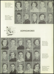 Page 43, 1955 Edition, Douglas High School - Piratecho Yearbook (Douglas, GA) online yearbook collection