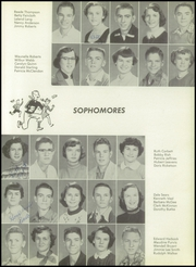 Page 45, 1955 Edition, Douglas High School - Piratecho Yearbook (Douglas, GA) online yearbook collection