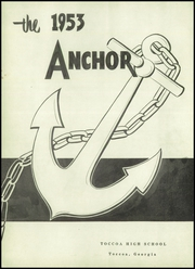 Page 12, 1953 Edition, Toccoa High School - Anchor Yearbook (Toccoa, GA) online yearbook collection