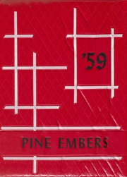Page 1, 1959 Edition, Georgia Christian School - Pine Embers Yearbook (Valdosta, GA) online yearbook collection