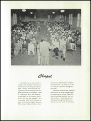 Page 11, 1959 Edition, Georgia Christian School - Pine Embers Yearbook (Valdosta, GA) online yearbook collection