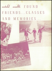 Page 11, 1952 Edition, Monticello High School - Hurricane Yearbook (Monticello, GA) online yearbook collection