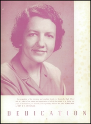Page 12, 1952 Edition, Monticello High School - Hurricane Yearbook (Monticello, GA) online yearbook collection