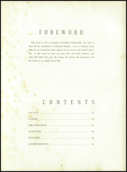 Page 13, 1952 Edition, Monticello High School - Hurricane Yearbook (Monticello, GA) online yearbook collection
