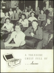 Page 17, 1952 Edition, Monticello High School - Hurricane Yearbook (Monticello, GA) online yearbook collection