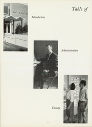 Page 6, 1967 Edition, Dallas High School - Dahiscan Yearbook (Dallas, GA) online yearbook collection